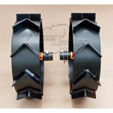 Метални тркала 320 mm.
